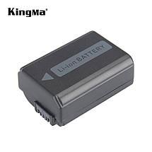 Аккумулятор KingMa NP-FW50 для Sony a7II, a6000, a7RII, a6300, a6500, a5100, a7s, a7, a7R, a7sII., фото 2