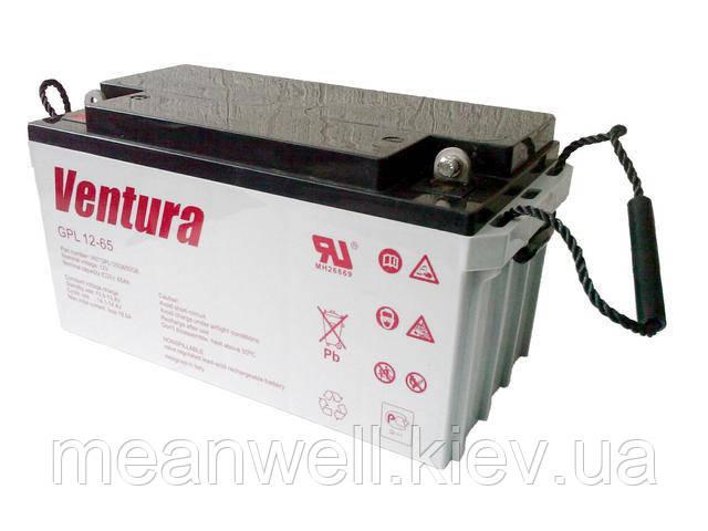 Акумуляторна батарея Ventura GPL 12-65 12в, 65Ач (AGM)