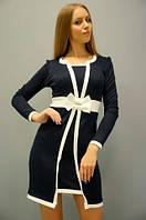 Платье модное короткое Вилла