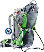 Рюкзак семейный DEUTER KID COMFORT AIR. Переноска для детей., фото 1