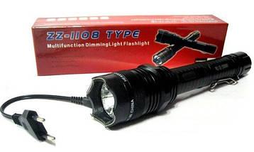 Электрошокер police 1108 TITAN + подарчная  упаковка., фото 2