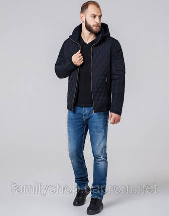 Braggart Evolution 2686 | Мужская куртка темно-синяя, фото 2