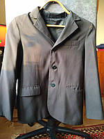 Пиджак школьный на мальчика 6-9 лет