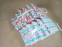 Подушки бортики в кроватку ( польская ткань)