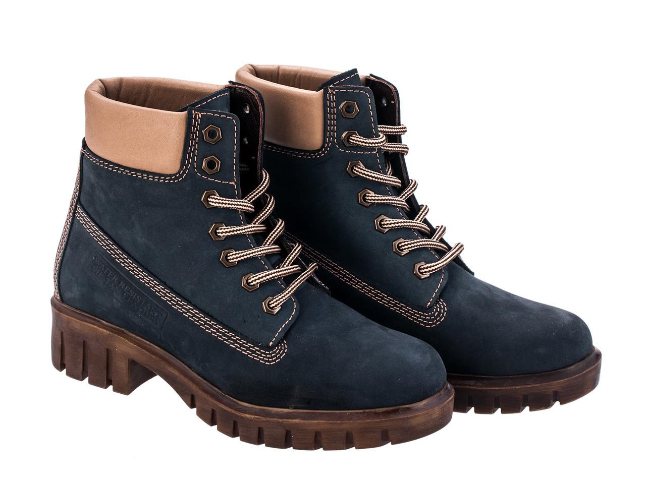 Ботинки Etor 5169-21554-823 36 синие