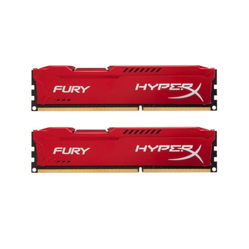 Оперативная память Kingston HyperX Fury Red DDR4 2x8GB 3200MHz (HX432C18FR2K2/16)