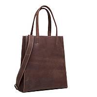 Женская сумка TIDING BAG GW9960R Коричневая
