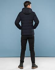 11  Kiro Tоkao   Зимняя куртка на подростка 6015-1 черная, фото 3