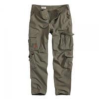 Брюки Surplus Airborne Slimmy Trousers (Oliv Gewas)