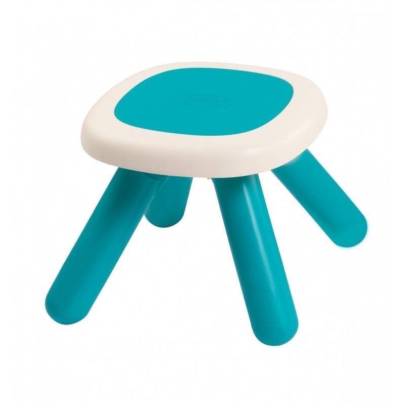 Детский стул голубой Smoby 880200