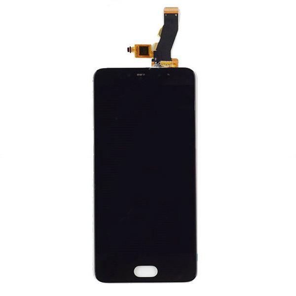 Дисплей  для Meizu  M5s с чёрным тачскрином
