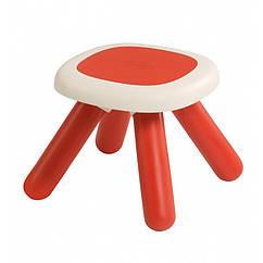 Детский стул красный Smoby 880200
