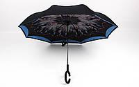 Зонт Перу темно-синий