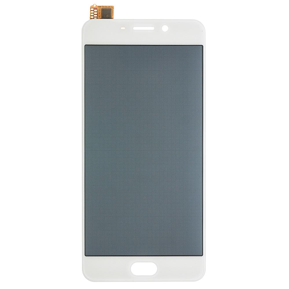 Дисплей для Meizu M6 Note с белым тачскрином