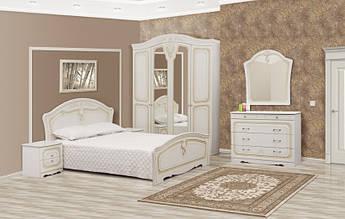 Спальня ЛУЇЗА патина 4Д (Світ Меблів)