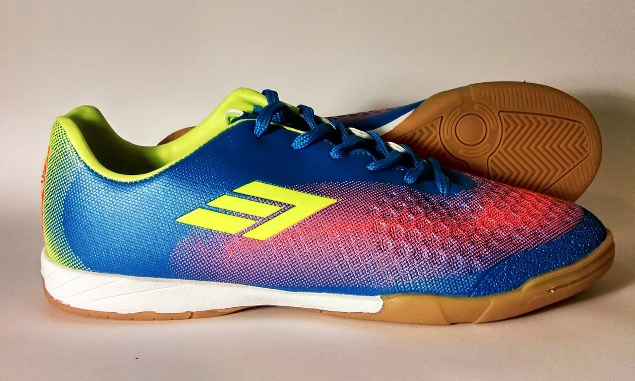 Футбольные футзалки, бампы Restime 44 размер, кроссовки для футбола, футбольная обувь