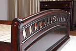 Ліжко з натурального дерева Флоренція, фото 5