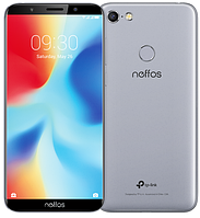 Смартфон TP-LINK Neffos C9A Dual Sim (cloudy grey), фото 1