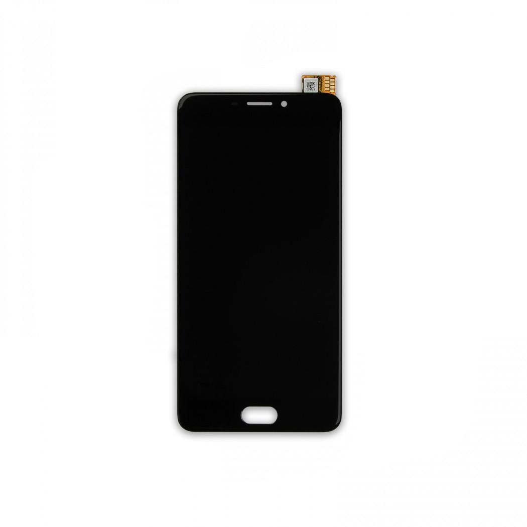 Дисплей  для Meizu  M6 с чёрным тачскрином