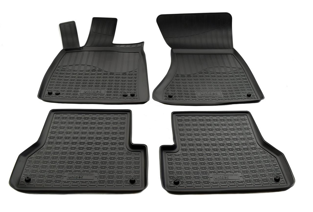 Коврики в салон для Audi A6 (4G,C7) (11-) (полиур., компл - 4шт) NPA10-C05-400