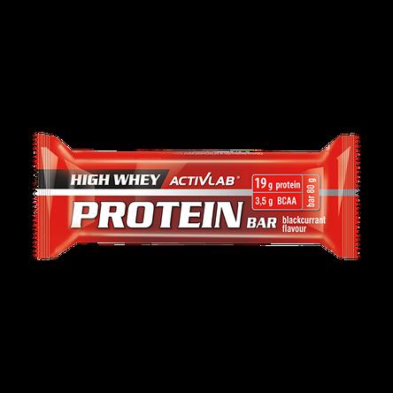 Activlab High Whey Protein Bar 24 х 80 g (вкусы уточняйте), фото 2