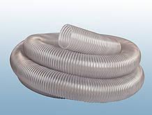 Шланги пвх 100 толщина 0,7 мм, рукава армированные от 20 мм до 500 мм,длина рукава 20 м.