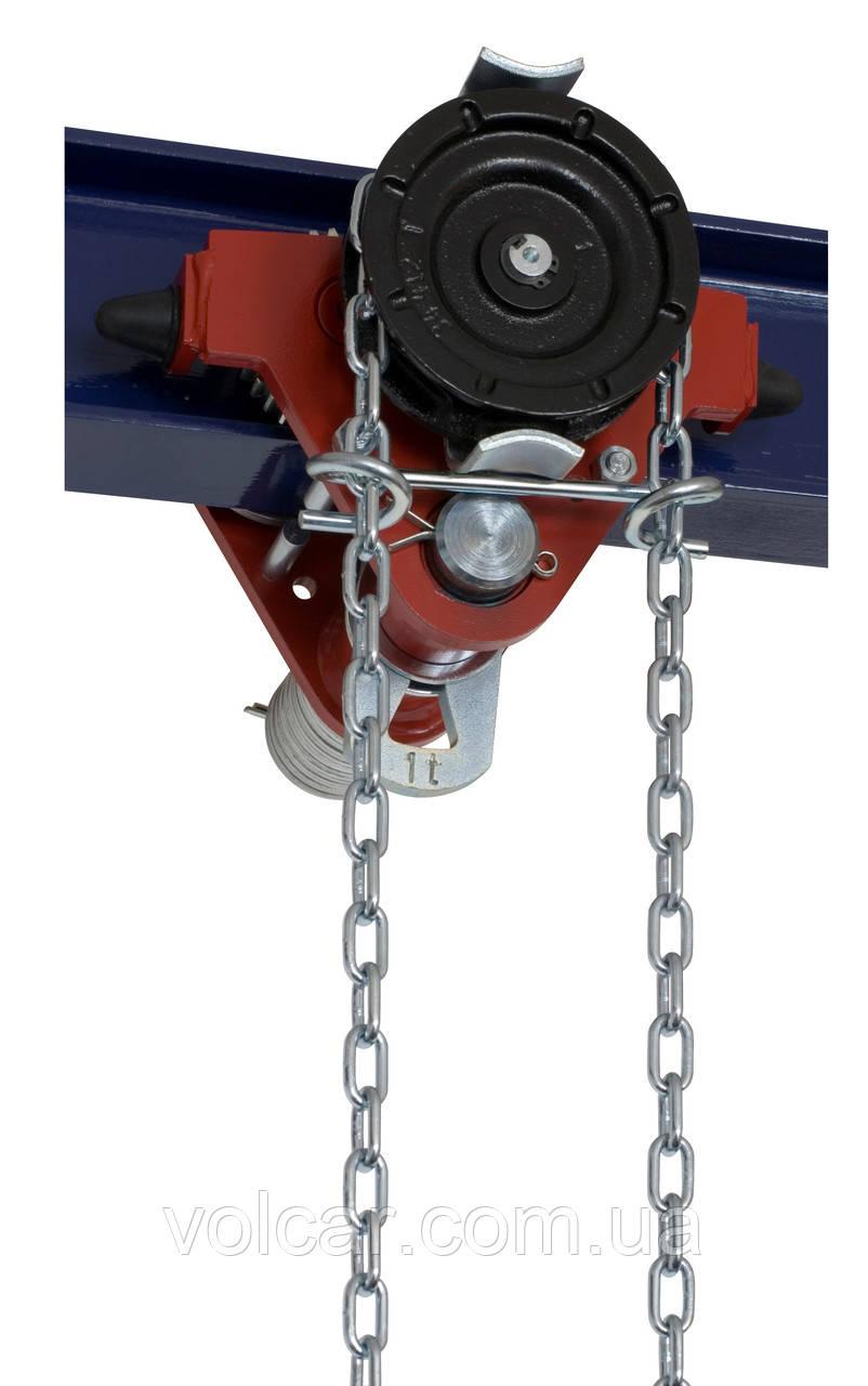 Тележка для тали Brano Z420 от 1 до 10 тонн