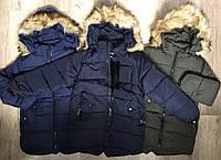 Куртка утепленная для мальчика оптом, Taurus, 8-16 лет,  № C-04