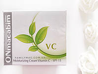 Увлажняющий крем с витамином С VC-51 Moisturizing Cream Vitamin C Spf15 Onmacabim 50 мл