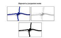 Сетка  волейбольная  ЭКОНОМ (0,9 х 9м., ячея 15см., d-.2,5мм. с\ж)