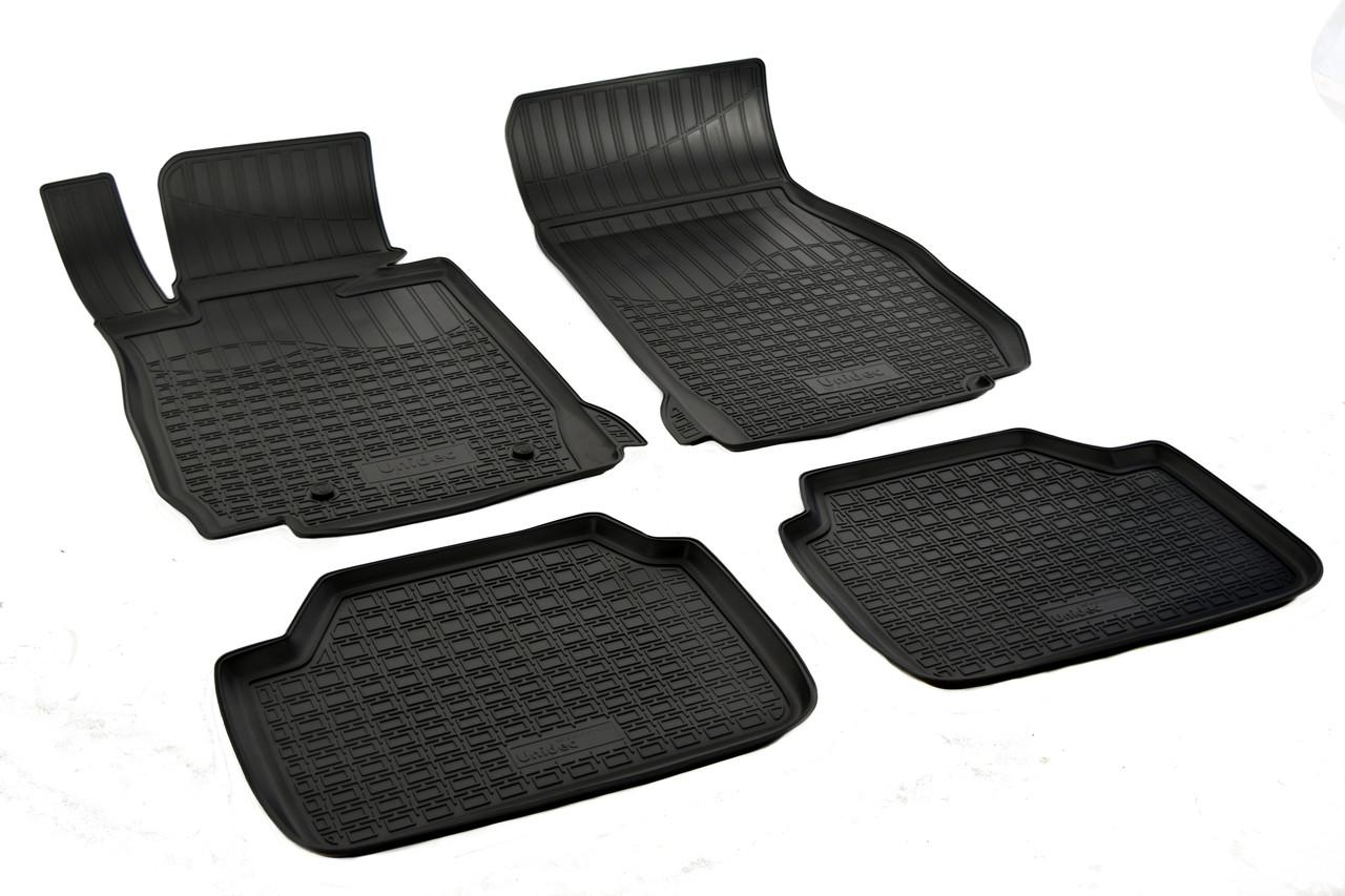 Коврики в салон для BMW 1 (F20,F21) (11-) (полиур., компл - 4шт) NPA10-C07-010