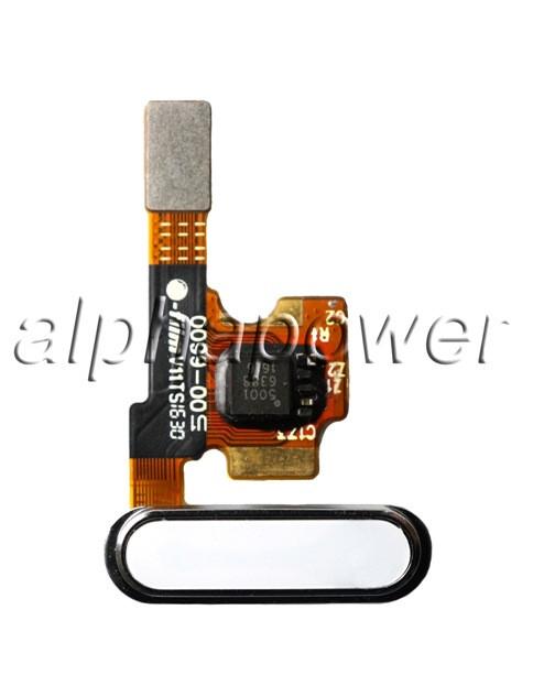 Кнопка сенсорная для смартфона Xiaomi Mi5 белый