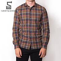 Рубашка MS AW 18 квадраты, фото 1