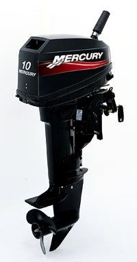 Лодочный мотор Mercury 9,9М