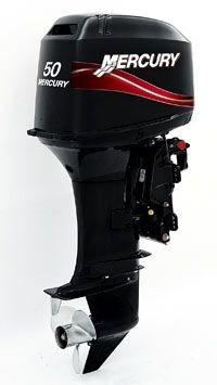 Лодочный мотор Mercury 50ЕО