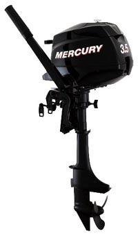 Лодочный мотор Mercury (меркурий) F 3,5 М