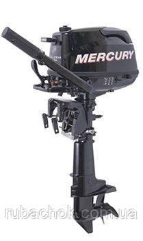 Лодочный мотор Mercury (меркурий) F 4М
