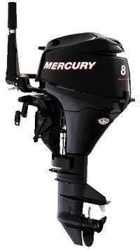 Лодочный мотор Mercury F 8М