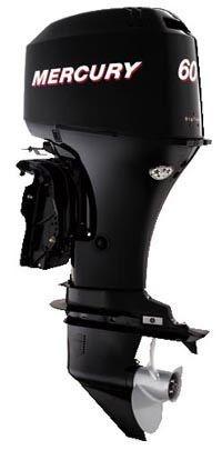 Лодочный мотор Mercury (меркури) F 60 ELPT EFI