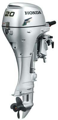 Лодочный мотор (хонда) Honda BF 20 SHSU
