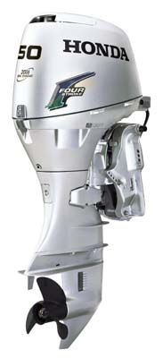 Лодочный мотор (хонда) Honda BF 50 SRTU
