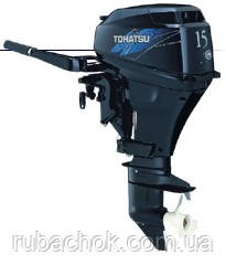Лодочный двигатель Tohatsu MFS 15С S