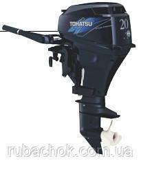 Лодочный двигатель Tohatsu MFS 20С S