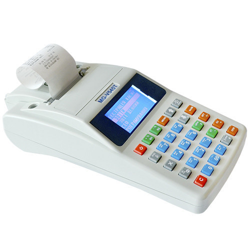 Кассовый аппарат MG-V545T + GSM, блок питания