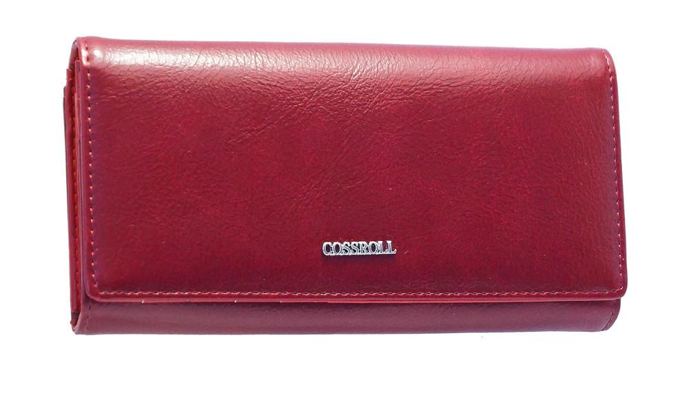 Женский кошелек Cossroll B128-9111-12 D.Red