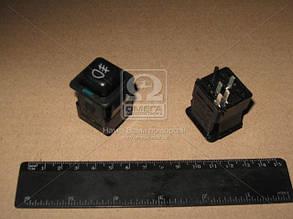 Выключатель противотуманных фар ВАЗ 2108, 2109, 21099 (пр-во Автоарматура). 83.3710-04.01. Ціна з ПДВ.