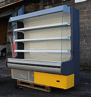 "Холодильна Гірка ( РЕГАЛ) РОСС ""MODENA"" 2.0 м. (4) БО, фото 1"