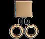 Кольца гимнастические, кольца для crossfit, фото 6
