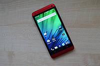 Смартфон HTC One M7 32Gb Red Оригинал! , фото 1