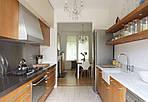 Планировка узкой кухни: тонкости подхода